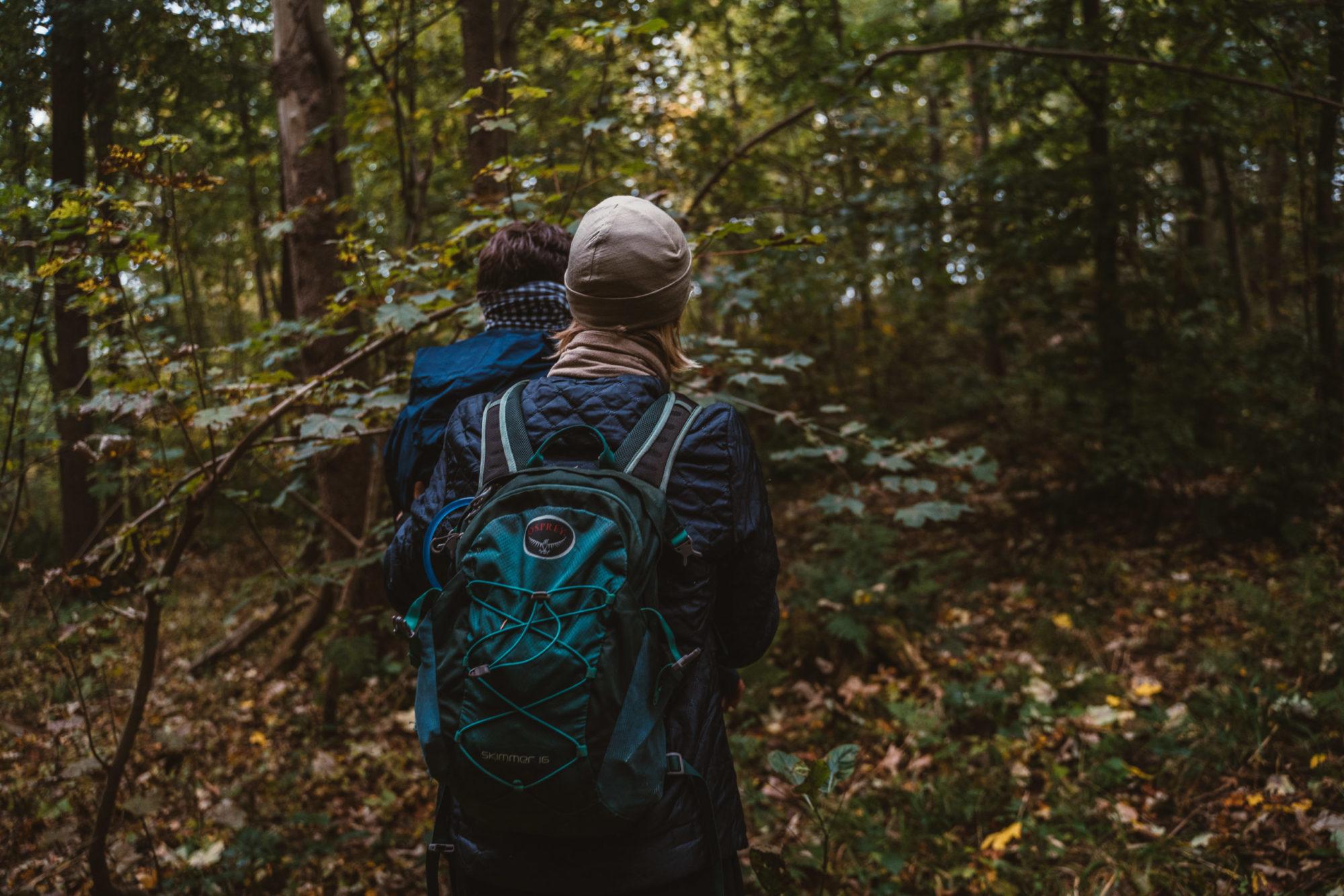 Trekking, Basic & Bushcraft 2